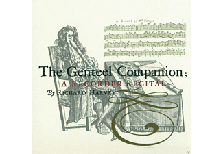 Richard Harvey - The Genteel Companion - (CD)