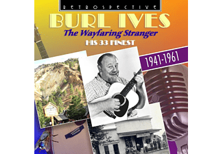 Burl Ives - The Wayfaring Stranger [CD]