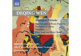 Bruno Weinmeister, ORF Vienna Radio Symphony Orchestra - Shanghai Prelude/The Fantasia Of Peony Pavilion/+ - (CD)