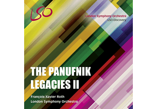 London Symphony Orchestra, François Xavier Roth - The Panufnik Legacies Vol.2 [CD]