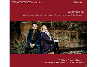 William Youn, Isabelle Catherine Vilmar - Widmungen-Werke Für Sopran & Klavier (Moviment.Ed [CD]
