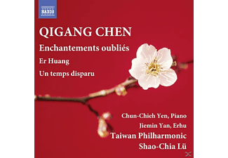 Shao-Chia Lü - Enchantements Oublies/Er Huang/Un Temps Disparu - (CD)
