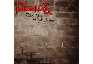 Vandallus - On The High Side - (CD)