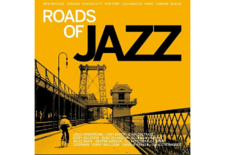 VARIOUS - Roads Of Jazz - (CD)