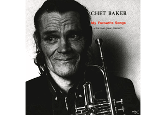 Chet Baker - My Favourite Songs [CD]