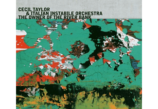 Cecil & Italian Instable Taylor - Owner Of The River Bank [CD]