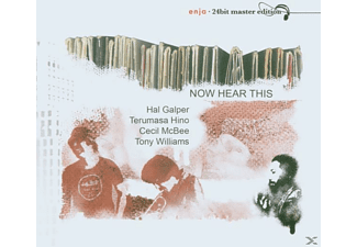 Terumasa Hino - Now Hear This-Enja24bit [CD]
