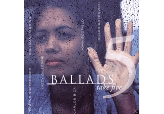 VARIOUS - Ballads 5 Take Five [CD]