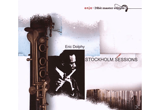 Eric Dolphy - Stockholm Sessions-Enja24bit [CD]