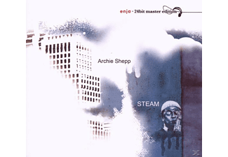 Archie Shepp - Steam-Enja24bit [CD]