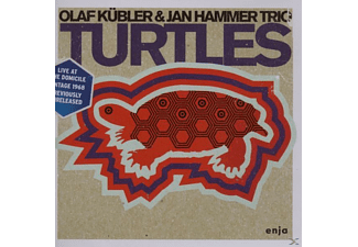 Jan Hammer, Kübler, Olaf / Hammer, Jan - Turtles [CD]