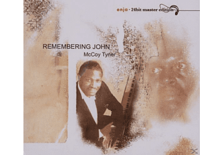 Alfred Mccoy Tyner - Remembering John-Enja24bit - (CD)