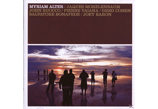 Myriam Alter - Where Is There - (CD)