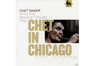Chet Baker - Chet In Chicago - (Vinyl)