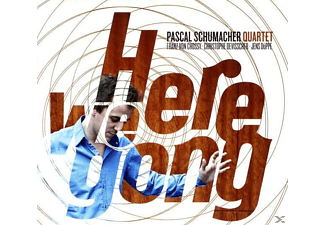 Pascal Schumacher - Here We Gong - (CD)