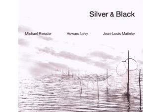 Riesler/Levy/Matinier - Silver & Black - (CD)