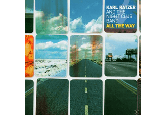 Karl Ratzer - All The Way [CD]