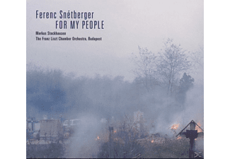Ferenc Snétberger - For My People - (CD)