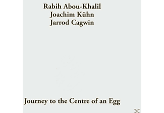 Abou-Khalil,Rabih/Kühn,Joachim - Journey To The Centre Of An Egg - (CD)