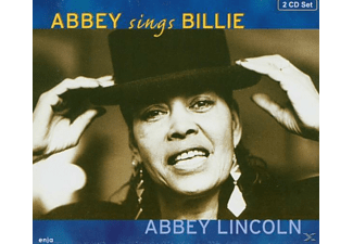 Abbey Lincoln - Sings Billie 1 & 2 - (CD)