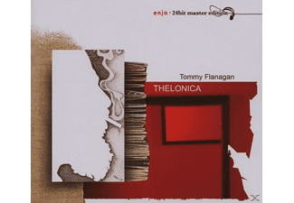 Tommy Flanagan - Thelonica-Enja24bit [CD]
