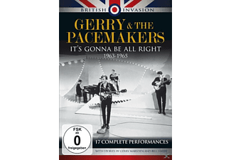 The Pacemakers - It's Gonna Be All Right 1963-1965 - (DVD)