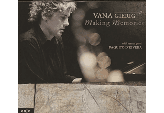 Vana Gierig - Making Memories - (CD)
