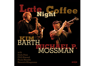 Kim Barth, Michael Mossman Sextet - Late Night Coffee [CD]