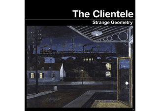 The Clientele - Strange Geometry (Repress) [LP + Download]