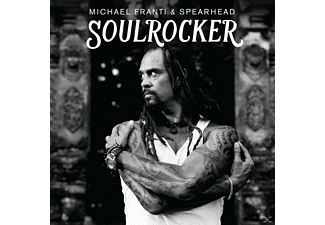 Michael Franti, Spearhead - Soulrocker - (CD)