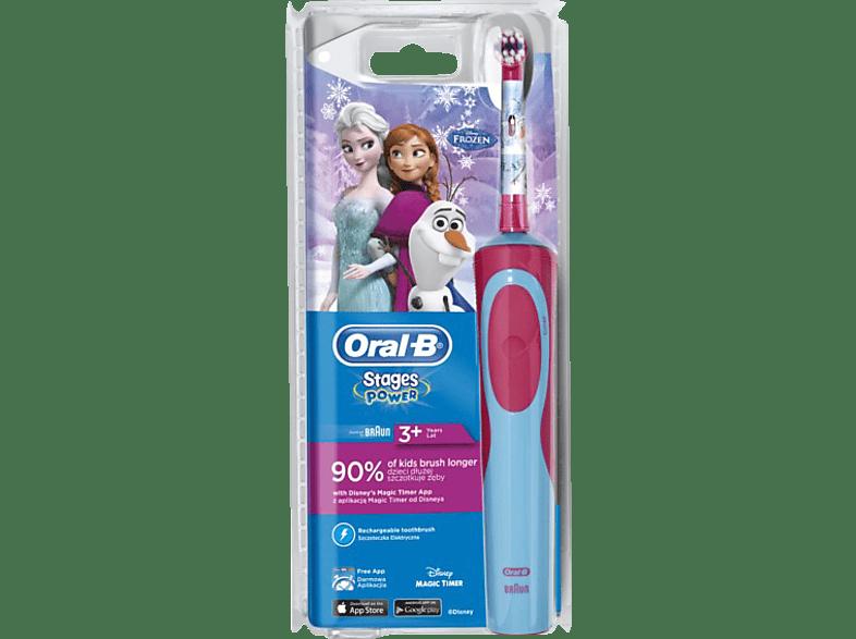 ORAL B Oral-B Vitality Kids Frozen (80279914) μικροσυσκευές   φροντίδα προσωπική φροντίδα στοματική υγιεινή