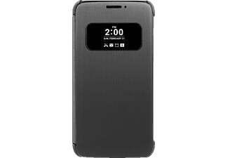 LG Θήκη G5 Quick cover Titan Black - (CFV-160.AGEUTB)