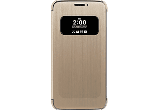 LG Θήκη G5 Quick cover Gold - (CFV-160.AGEUGD)