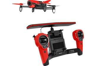 PARROT Bebop Red + Skycontroller - (PF725100AA)