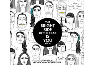 Γιώργος Μουχταρίδης -  The bright side of the road is you Vol.4 [CD]
