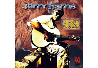 Jerry Harris - Reggae Rootsman - (CD)