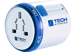 "TRAVEL BLUE 260 Universal-Reiseadapter ""Twist & Slide"""