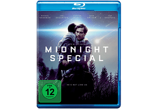 Midnight Special - (Blu-ray)