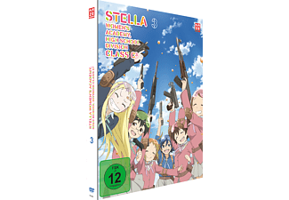 Stella Women's Academy Vol. 3 [DVD]