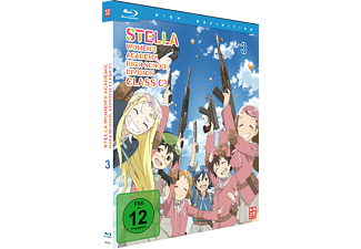 Stella Women's Academy Vol. 3 - (Blu-ray)