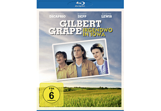 Gilbert Grape - Irgendwo in Iowa - (Blu-ray)