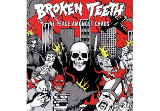 Broken Teeth Hc - At Peace Amongst Chaos - (Vinyl)