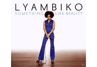 Lyambiko - Something Like Reality [CD]