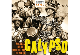 VARIOUS - Calypso - Sounds Of The Caribbean Islands [CD]