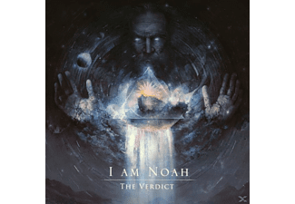 I Am Noah - The Verdict - (CD)
