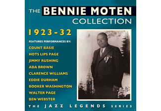 Moten Bennie - The Bennie Moten Collection 1923-32 - (CD)