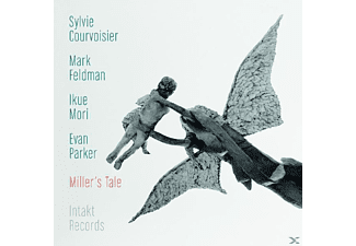 Sylvie Courvoisier, Mark Feldman, Ikue Mori, Evan Parker - Miller's Day - (CD)