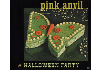 Pink Anvil - Halloween Party [CD]