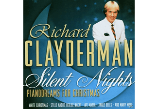 Richard Clayderman - Silent Night - (CD)