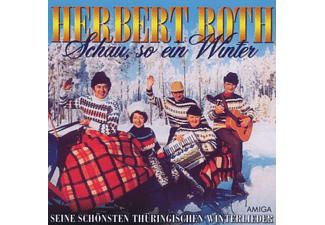Herbert Roth - Schau, So Ein Winter - (CD)